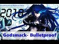 Godsmack-  Bulletproof [BlackWidowBeats Nightcore Remix]