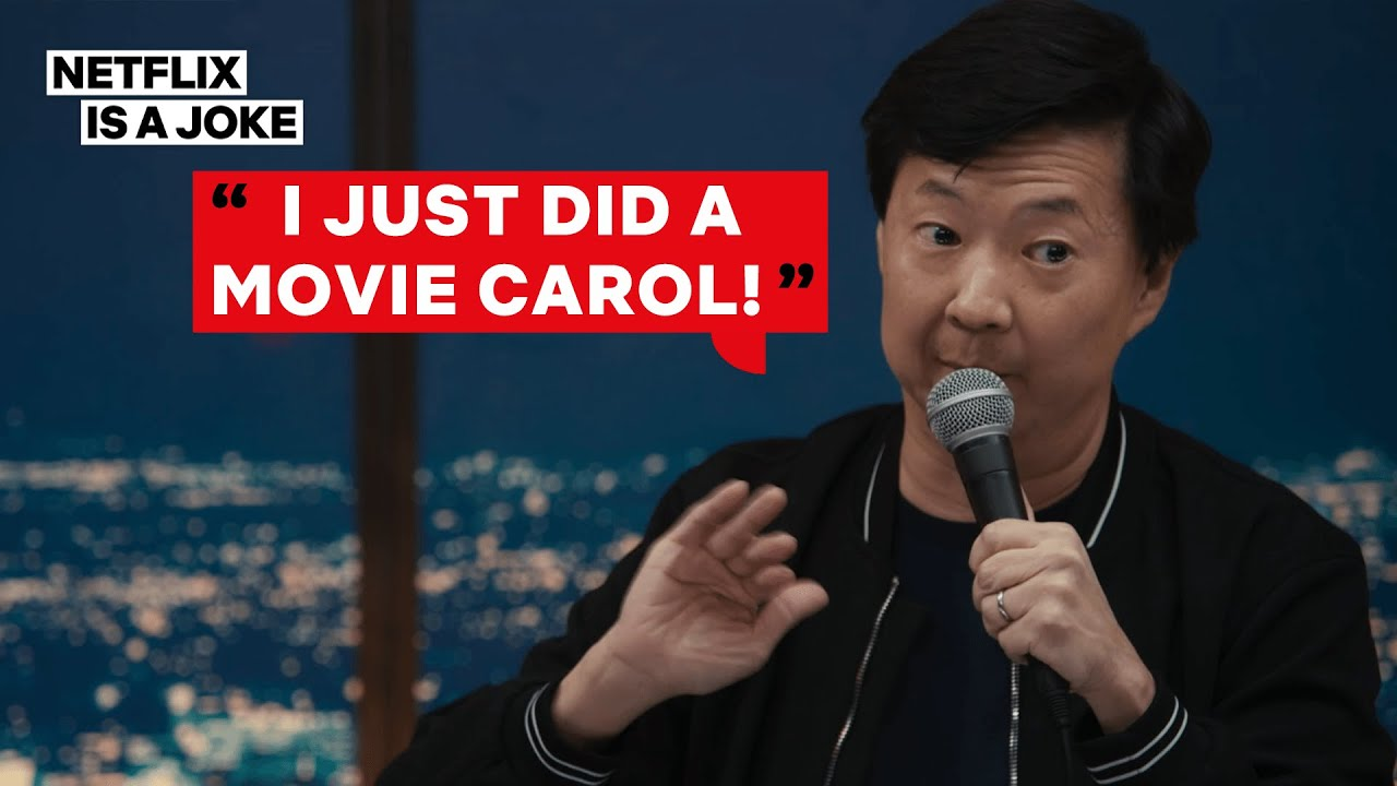 How Ken Jeong Went From Doctor to Comedian