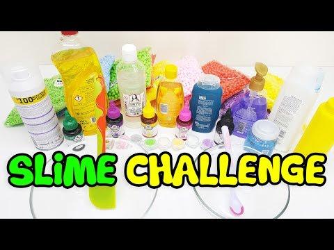 En Güzel Instagram Slime Kimin? Slime Challenge - Slime Yarışması