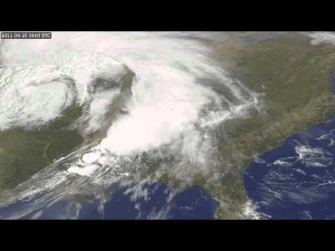 Mid-April 2011 Southern United States tornado outbreak