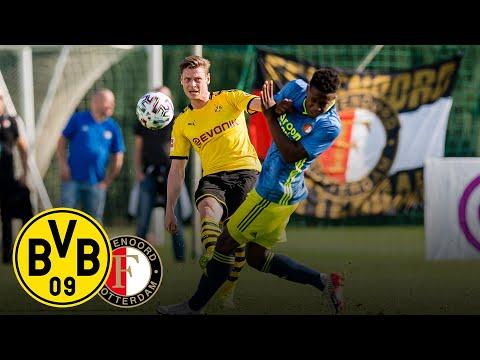 ReLIVE: Standard Lüttich - BVB 0:0 | Das erste Testspiel 2020