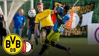 Die ersten BVB-Tore 2020 | BVB - Feyenoord Rotterdam 4:2 | ReLive
