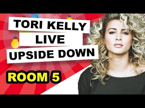 Tori Kelly - Upside Down LIVE @ Room 5 - June 15, 2012