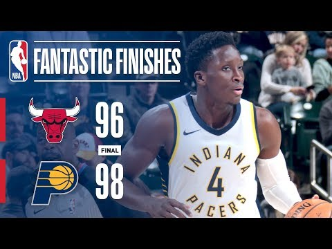 The Indiana Pacers' Comeback Win vs. the Bulls | December 6, 2017