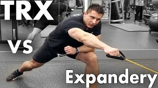 TRX vs Expandery | Kurs Trenera Personalnego  |  wst-edu.pl