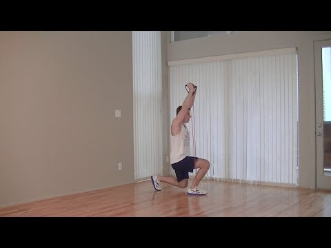 Low Impact Resistance Bands Workout| – Low Impact Home Resistance Band Exercises (20 min)