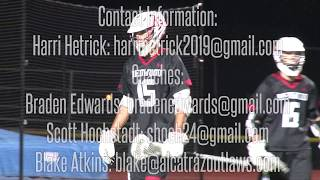 harri hetrick class of 2019 sophomore lacrosse highlights fall and spring 2016 2017