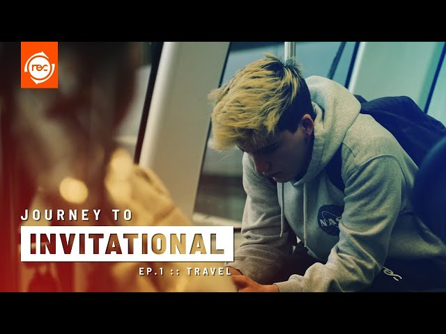 Journey to Invitational - REC in Japan Episode 1: Journey