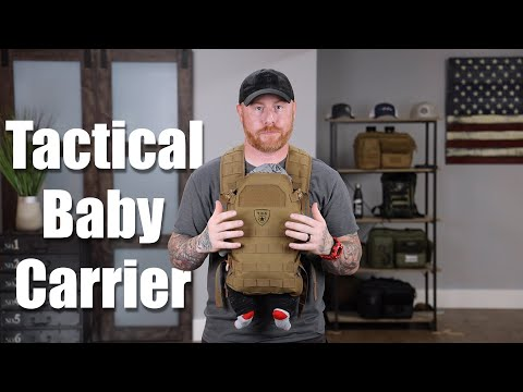 Tactical Baby Carrier by Tactical Baby Gear