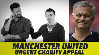 Urgent Charity Appeal For Man United