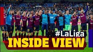 REAL MADRID 0-1 BARÇA | Inside #ElClasico | La Liga
