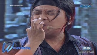 Wowowin: Ferdinand Abcede, the professional regurgitator