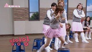 전소미(Jeon Somi), 몸개그로 예능까지 접수! 부�...