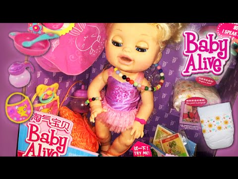Real or Fake? Chinese Baby Alive My Baby Ballerina Doll Unboxing
