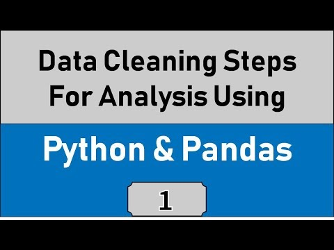 Data Cleaning Steps and Methods, How to Clean Data for Analysis With Pandas In Python [Example] 🐼