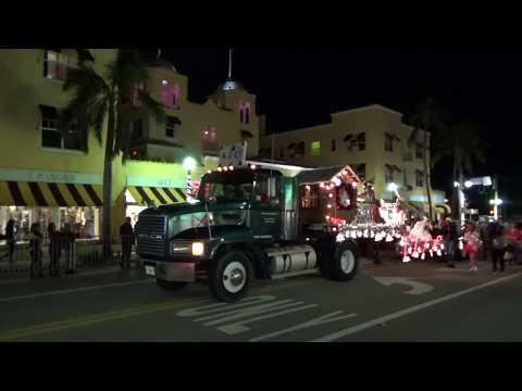 Delray Beach Holiday Parade
