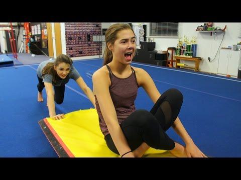 FUN Gymnastics Conditioning Ideas!  TheCheernastics2
