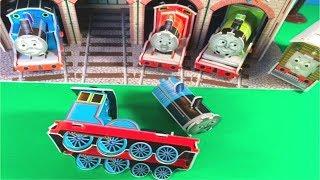 Thomas and Friends Toy Trains Edward, Gordon, James, Henry Thomas y sus Amigos