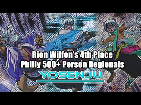 4th Place Rion Wilfong's Yosenju Kaiju Deck Profile (NO DEMISE) 500+ Person Philly Regionals!