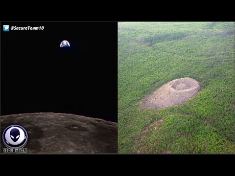 Aliens Caught SPYING On Us During The Moon Landings? 9/19/16