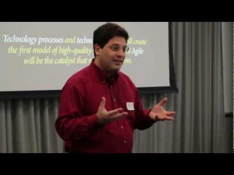 Steve Peha: Agile Schools - How Technology Saves Education