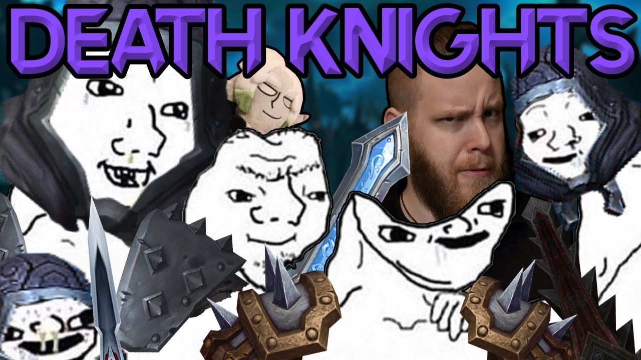 The Most Chad Class in World of Warcraft... Kinda Sucks thumbnail