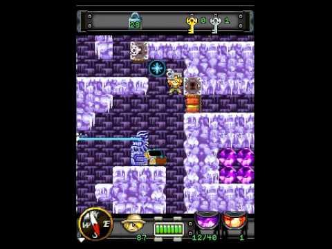 прохождение диамонд игра уровень раш сибирь 9