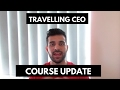 Tai Lopez Travelling CEO Course Update   What I'm Doing