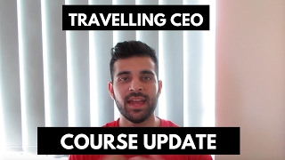 Tai Lopez Travelling CEO Course Update | What I