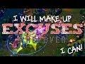 Instalok - Excuses ft. LUNITY (Eminem - The Monster ft. Rihanna PARODY)