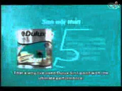 Xem video clip Quảng cáo sơn DULUX 5 in 1   Video hấp dẫn   Clip hot   Baamboo com