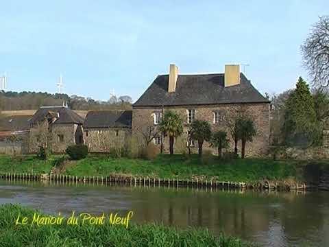 La vallée des Châteaux ,Manoirs et Demeures historiques en Moyenne Vilaine