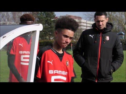 U14 TSF 2016 - PSG vs Rennes