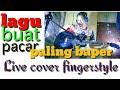 "Video thumbnail of ""Bukit berbunga fingerstyle guitar cover sragen"""