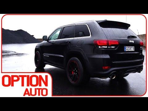 exhaust sound jeep grand cherokee srt gme exclusive option auto