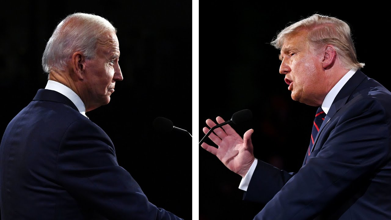 Presidential Debates 2020 When Is Trump And Biden S Final Face Off And How Can I Watch It Live In The Uk