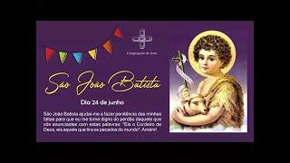 Você sabe quem foi São João Batista?