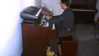 Lamento borincano- el organo que canta y habla Igor Stepanenko