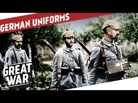 German Uniforms Of World War 1 I THE GREAT WAR Special