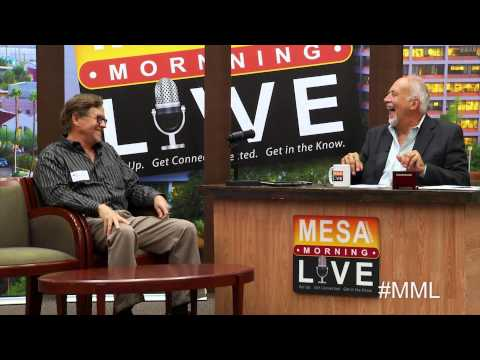 Mystery Guest: Paul Patterson from Mesa Community College