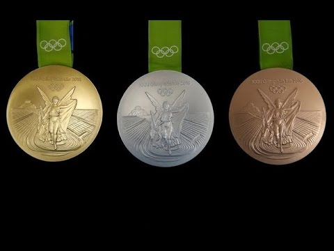 The making of Rio Medals