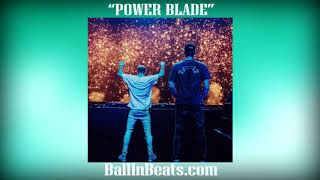 [SOLD] POWER BLADE The Chainsmokers x Justin Bieber type beat | Future bass EDM instrumental free