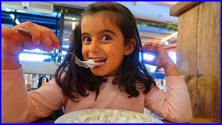 Mantı Makarnası Yedik, Sizde Yiyebilirsiniz Çocuklar! | Rüya Yemek Yiyor