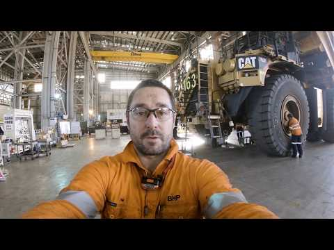 Life as a Heavy Diesel Fitter with Tim