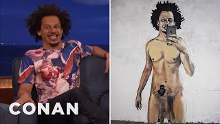 eric andr loves his nude fan art conan on tbs