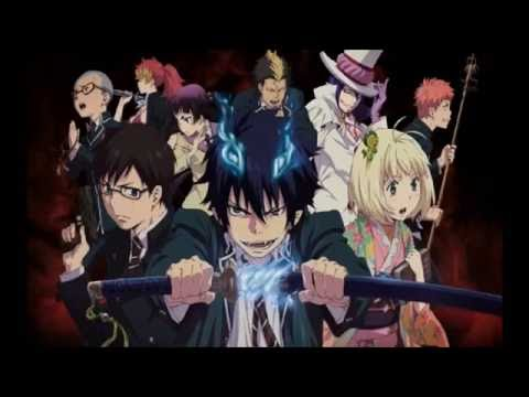 [ao no exorcist] in my world - rookiez is punk'd