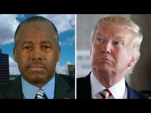 Dr. Ben Carson weighs in on new allegations against Trump