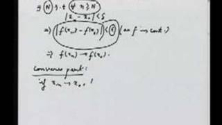 Lecture 5 - Continuous Function