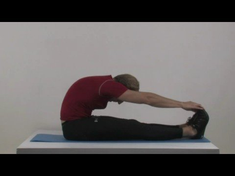 Coach Video exercice fitness stretching jambes ischios ...