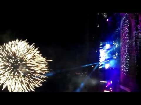 July 4th 2012 Provo Utah Stadium of Fire, Fireworks Show